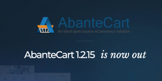 AbanteCart 1.2.15 is now out